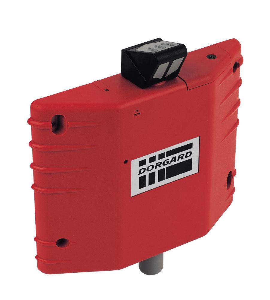 Image of Dorgard Hold-Open Fire Door Retainer Red