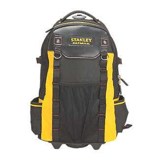 Image of Stanley FatMax Backpack with Wheels