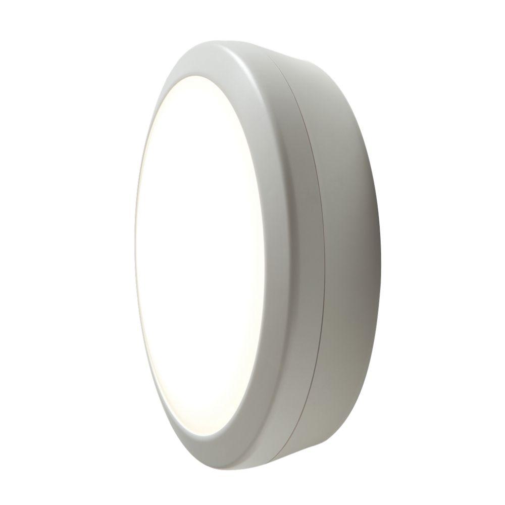 Image of Luceco Atlas LED Round LED Bulkhead White 17W