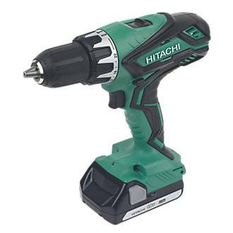 Hitachi DV18DGLJC 18V 1.5Ah LiIon Cordless Combi Drill
