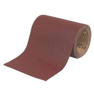 Image of Flexovit Sanding Roll Unpunched 5m x 115mm 60 Grit