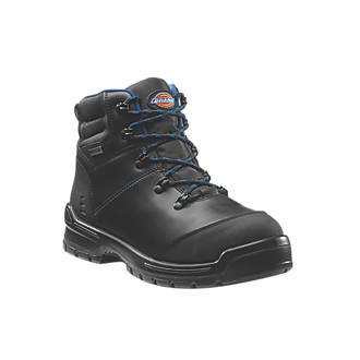 Image of Dickies Cameron Safety Boots Black Size 8