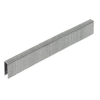 Image of Tacwise 91 Series Divergent Point Staples Galvanised 18 x 5.95mm 1000 Pack