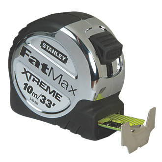 Image of Stanley FatMax 5-33-896 Pro 10m Tape Measure