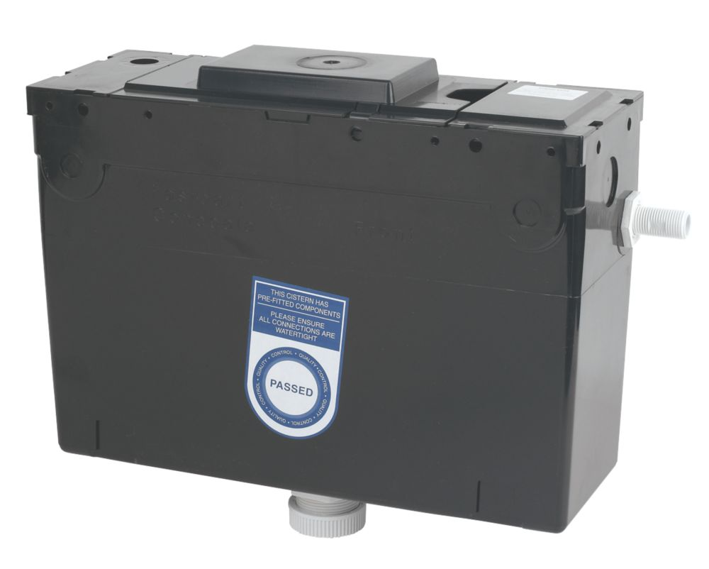 Image of Fluidmaster Concealed Cistern with Pneumatic Dual-Flush Valve 6Ltr