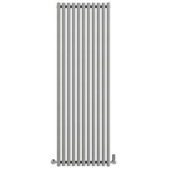 Image of Terma Rolo-Room Designer Radiator 1800 x 590mm Grey / Silver