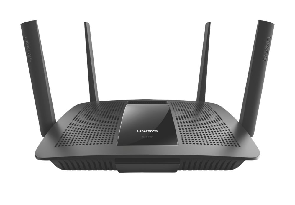 Image of Linksys EA8500 AC2600 Dual-Band Wireless Router
