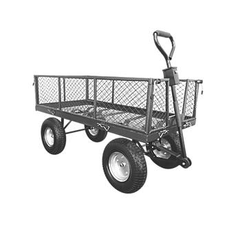 Image of The Handy Large Garden Trolley 1400 x 640 x 650mm