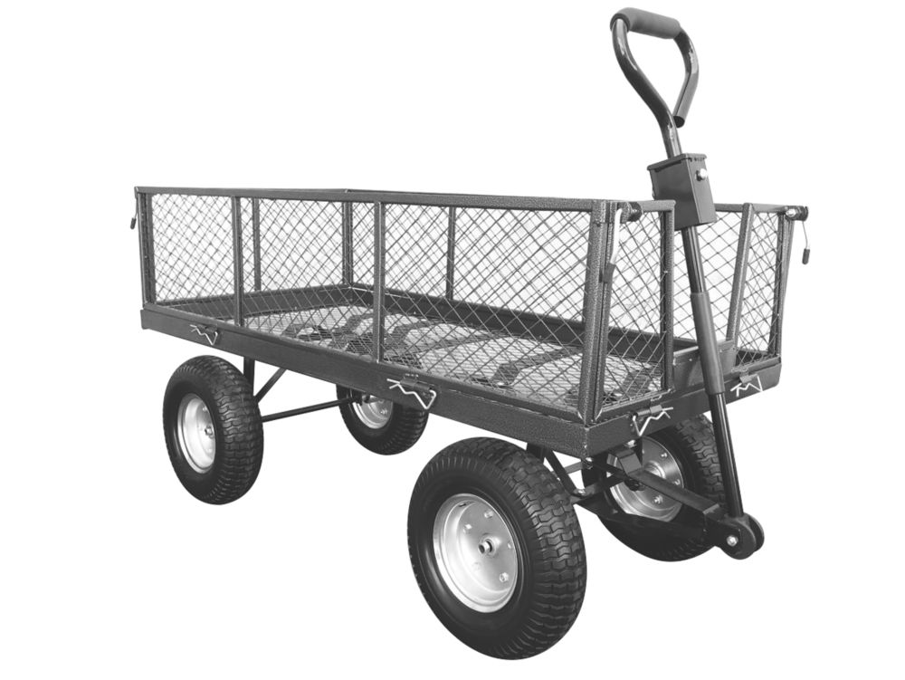 Image of The Handy Garden Trolley Large 1400 x 640 x 650mm x x