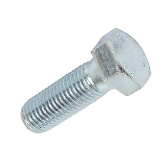 Image of Easyfix 87521 Bright Zinc-Plated High Tensile Steel Hex Bolts M20 x 60mm 25 Pack