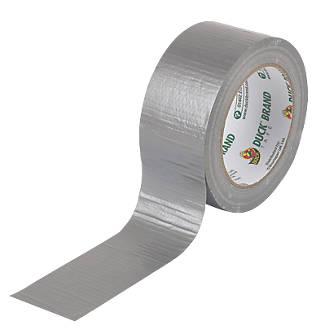 Image of Duck Original Cloth Tape 50 Mesh Silver 50mm x 25m