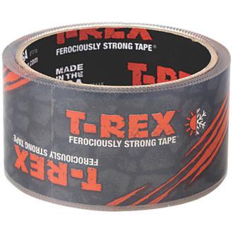 Image of T-Rex Repair Tape Clear 8.2m x 48mm