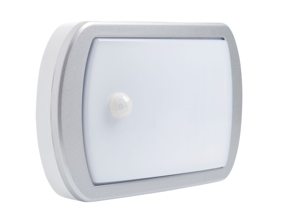 Image of Brackenheath ispot LED PIR Bulkhead White 550lm 10W