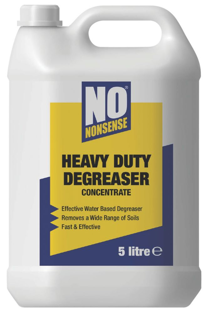 Image of No Nonsense Heavy Duty Degreaser 5Ltr