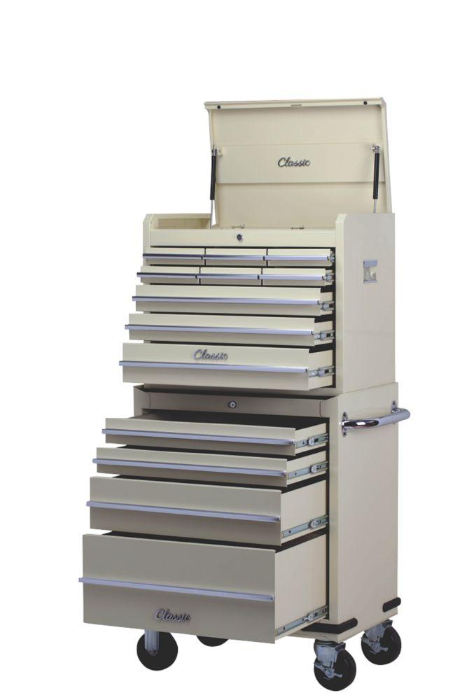Image of Hilka Pro-Craft 13-Drawer Classic Combination Unit