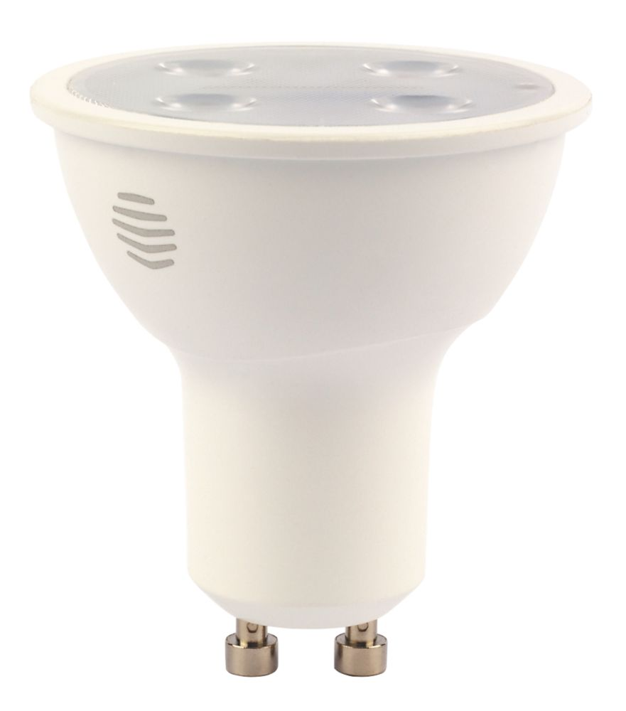 Image of Hive Smart LED GU10 Bulb Variable White 5.4W 350Lm 10 Pack