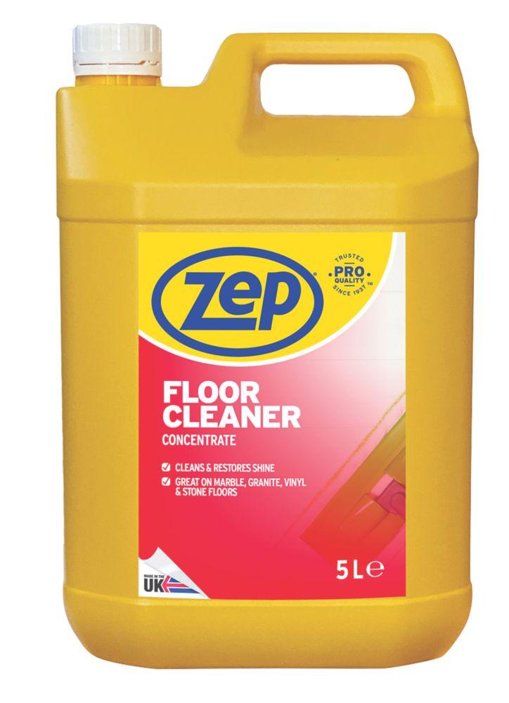 Image of Zep Commercial Floor Cleaner 5Ltr