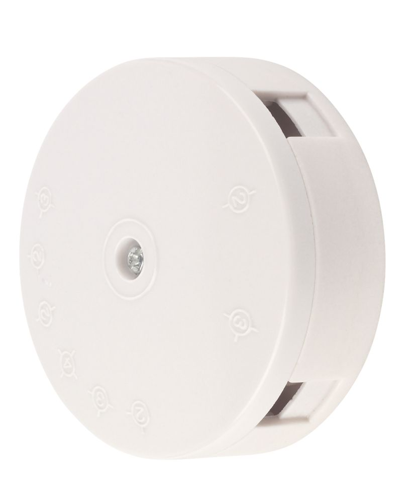 Image of 5A 4-Terminal Standard Junction Box White