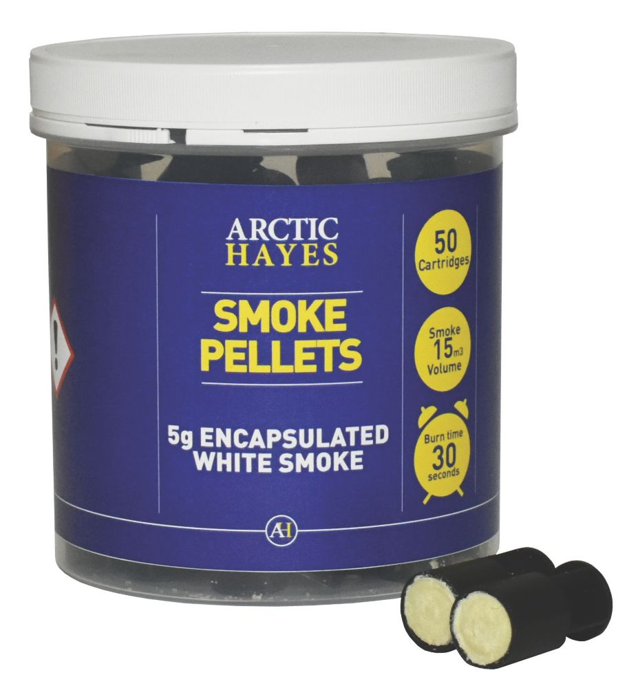 Image of Arctic Products Smoke Pellets 5g 50 Pack
