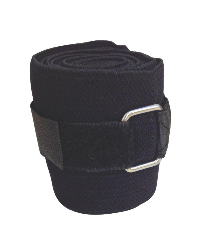 Image of Kerbl Tail Bandage Black 65mm x 2m
