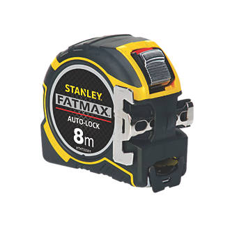 Image of Stanley FatMax XTHT0-33501 Autolock 8m Tape Measure