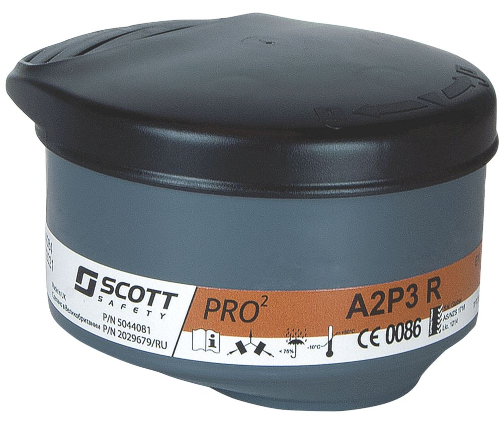 Image of Scott Safety Pro2 Filter A2-P3 2 Pack