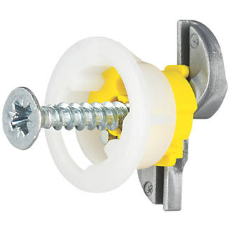Image of GripIt Plasterboard Fixing 15 x 14mm 8 Pack