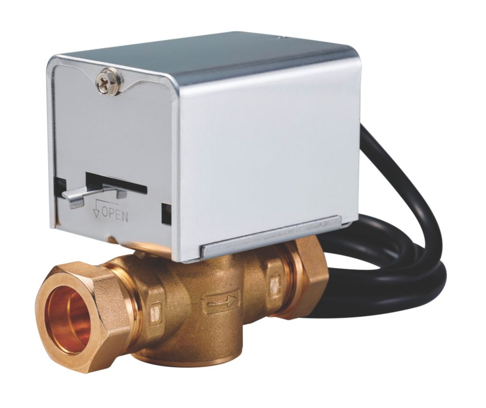 Image of Flomasta 27900SX 2-Port Motorised Valve