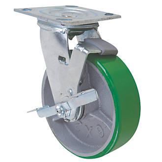 Image of Select Braked Swivel Castor 150mm