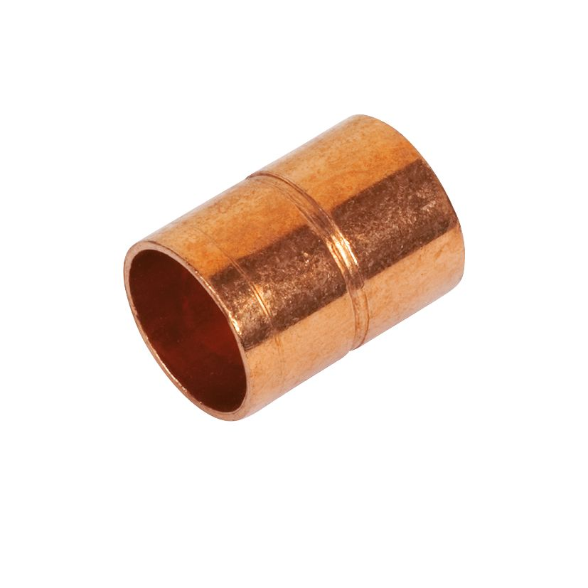 Image of Endex NS1 Straight Couplings 15mm x 15mm 10 Pack