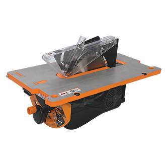 Dewalt dw745 lx 250mm table saw 110v table saws screwfix triton twx7cs001 254mm contractor saw module 240v greentooth Images