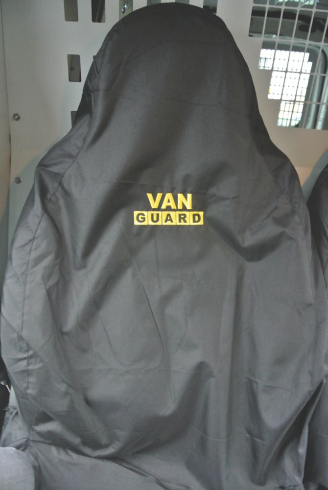 Image of Van Guard Universal Single-Seat Cover Black