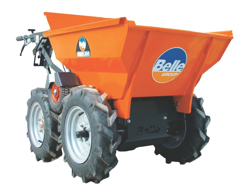 Image of Belle Group 4x4 Mini Dumper 134Ltr