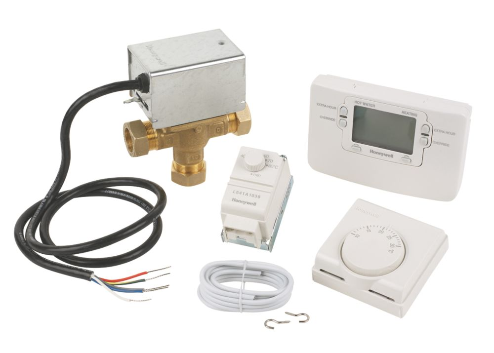 Image of Honeywell Y Plan 7 Day Heating Control Pack
