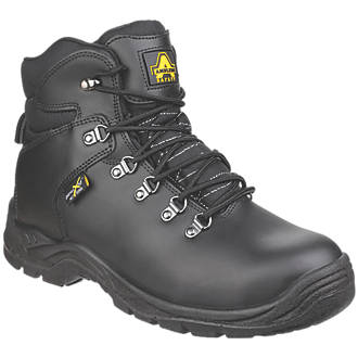 Image of Amblers AS335 Safety Boots Black Size 10