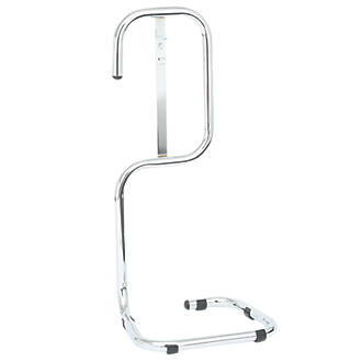 Image of Firechief 1- Extinguisher Stand Chrome