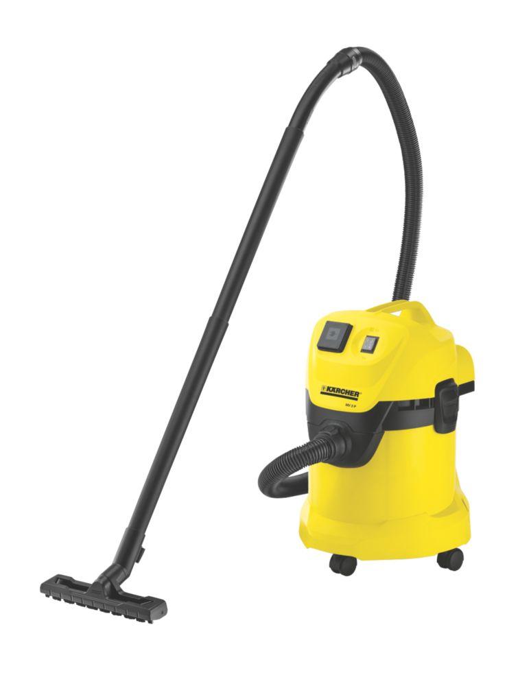 Image of Karcher 1000W 17Ltr Wet & Dry Vacuum Cleaner 240V
