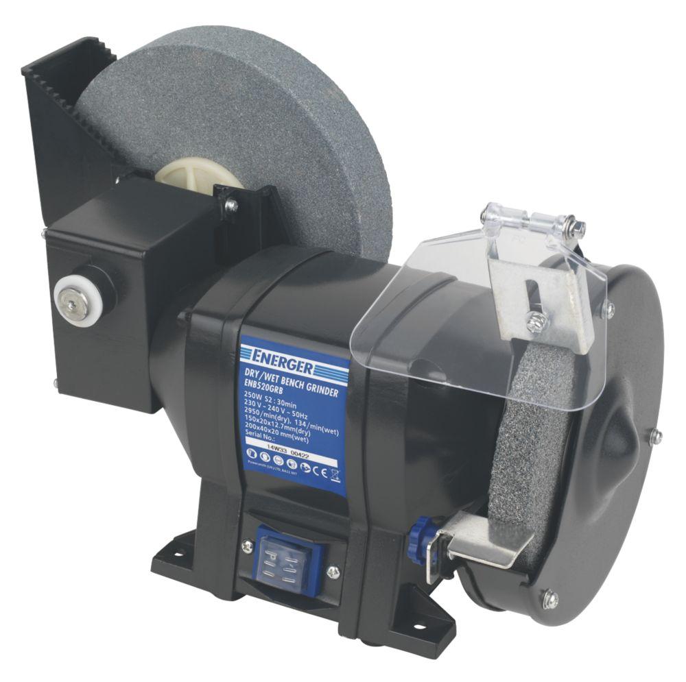 Image of Energer ENB520GRB 150mm Bench Grinder 240V