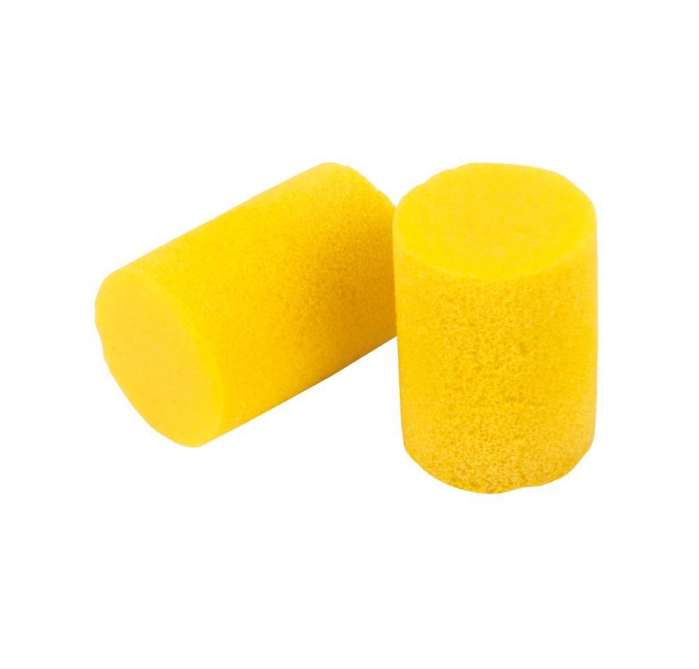 Image of 3M EAR Classic 28dB Foam Ear Plugs 250 Pairs
