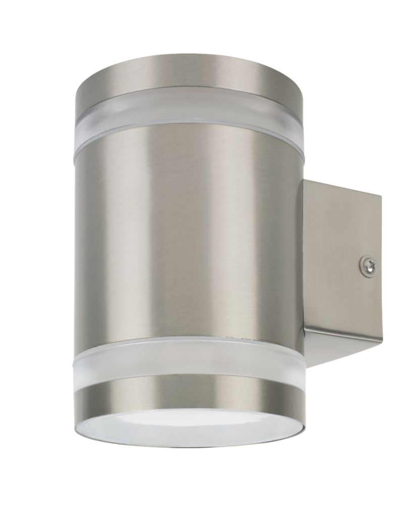 Image of Ranex Sonya Stainless Steel Outdoor LED Wall Light 300lm 5W