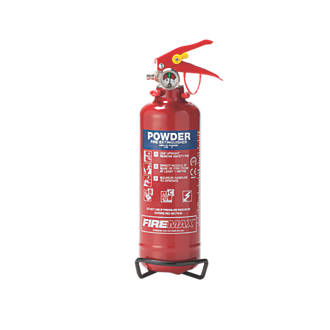 Image of Firemax Dry Powder Vehicle Fire Extinguisher 0.6kg