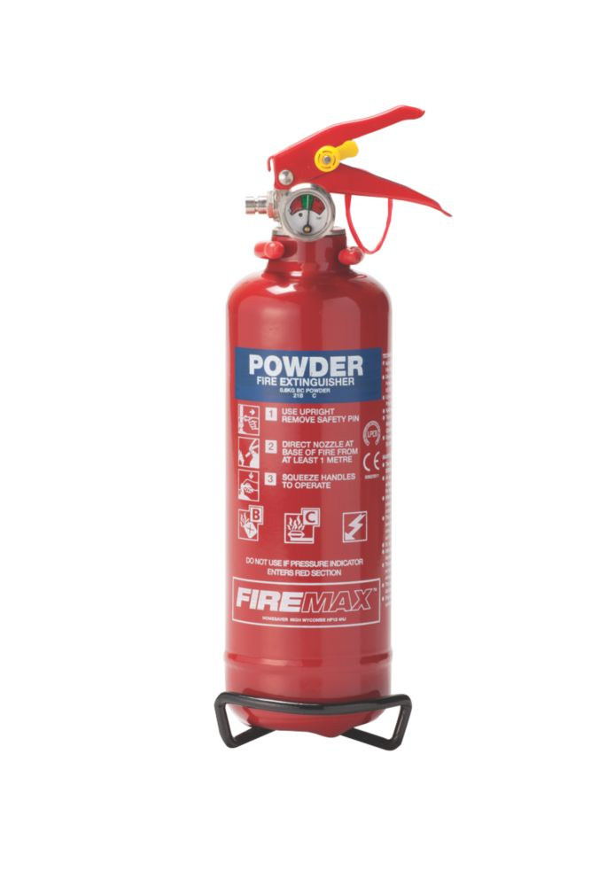 Image of Firemax Vehicle Fire Extinguisher 0.6kg
