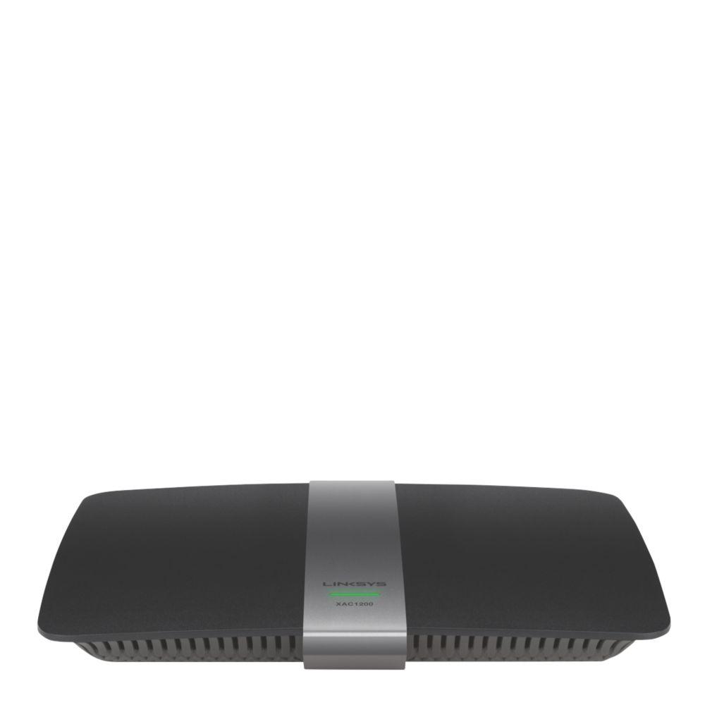 Image of Linksys XAC1200-UK Smart Wi-Fi Modem Router