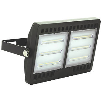 Image of Luceco Commercial LED Floodlight Black 100W