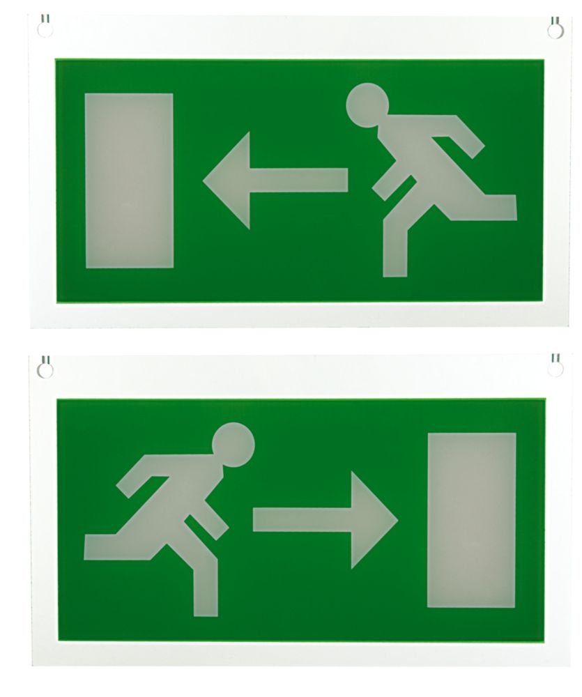 Image of Saxby Luxway Emergency Exit Signs