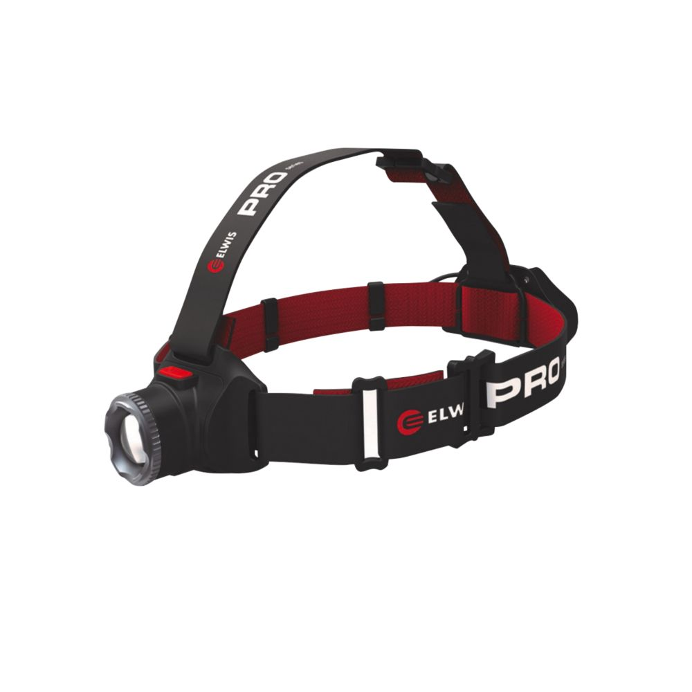 Image of Elwis 700H2-R-SF Rechargeable LED Headlamp Integrated Li-Ion