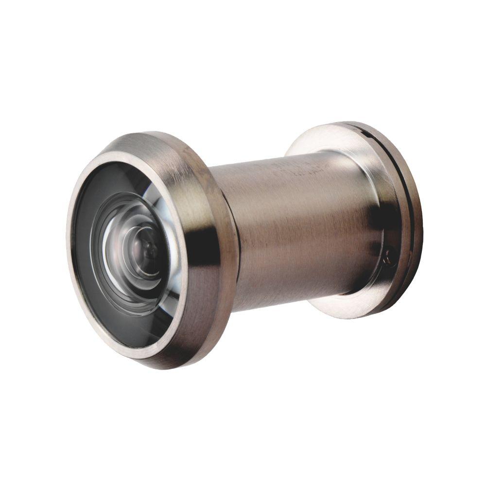 Image of Eurospec Door Viewer Satin Stainless Steel