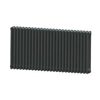 Image of Acova 4-Column Horizontal Radiator 600 x 1226mm Volcanic