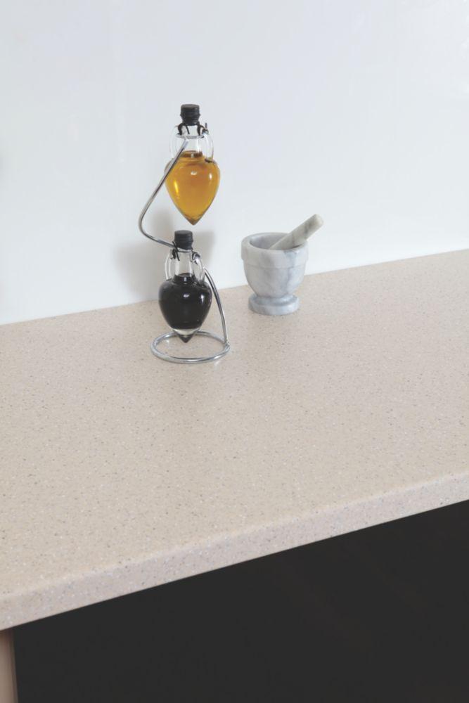 Image of Apollo Magna Pebble Breakfast Bar 1830 x 900 x 34mm