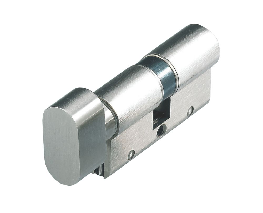Image of Cisa Astral S Series 10-Pin Euro Cylinder & Thumbturn 40-40